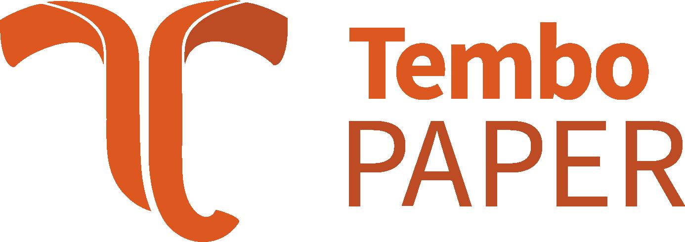 Werken bij tembo paper logo